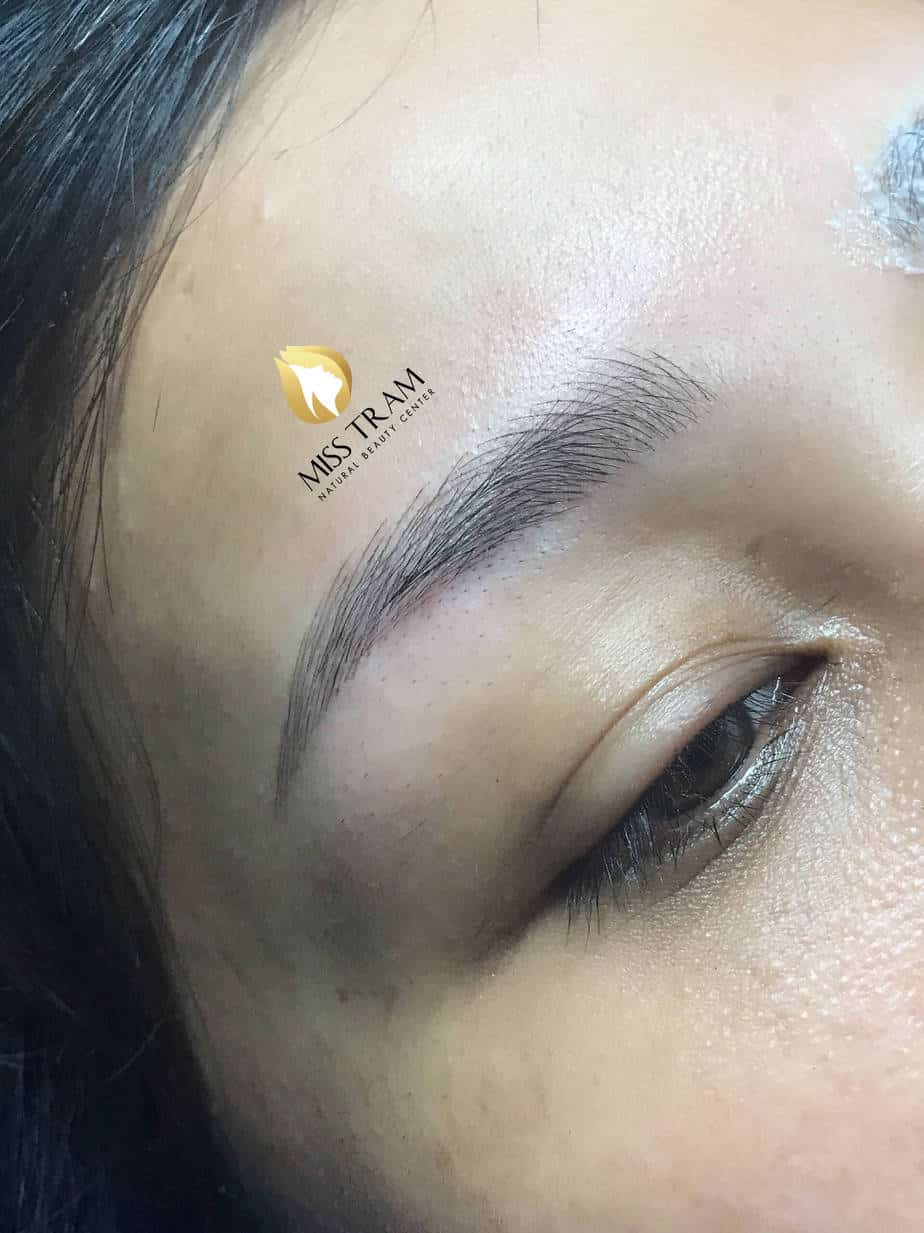 Before And After The Results Sculpted Eyebrows Super Beautiful Fiber For Women 4