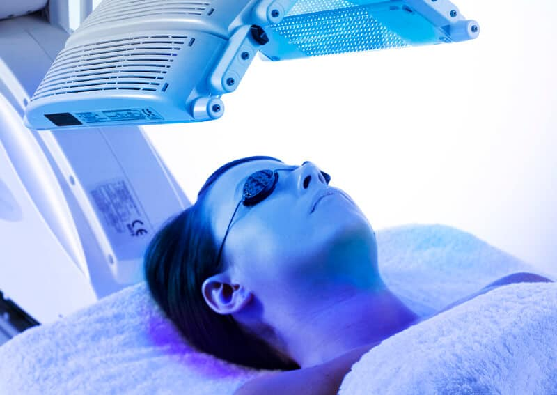 Functions of Biological Rays in Skin Treatment 4