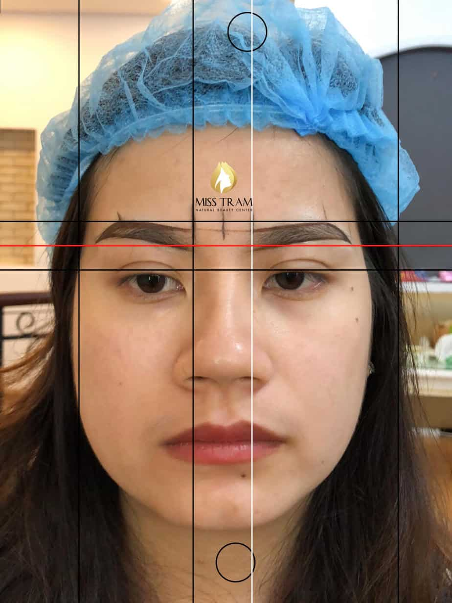 Before and After Beauty Eyebrows by Sculpting Natural Fiber 3