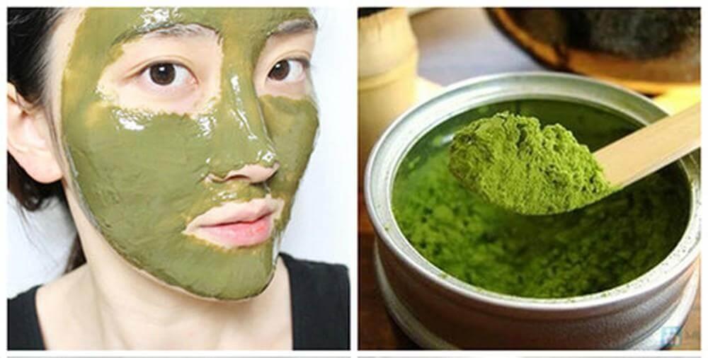 Preparation of Detox Mask from Green Tea 2
