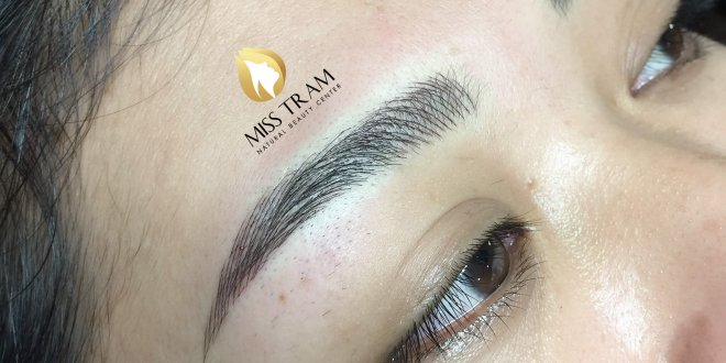 Before and After Technology Sculpting Eyebrows Create Natural Beauty 1