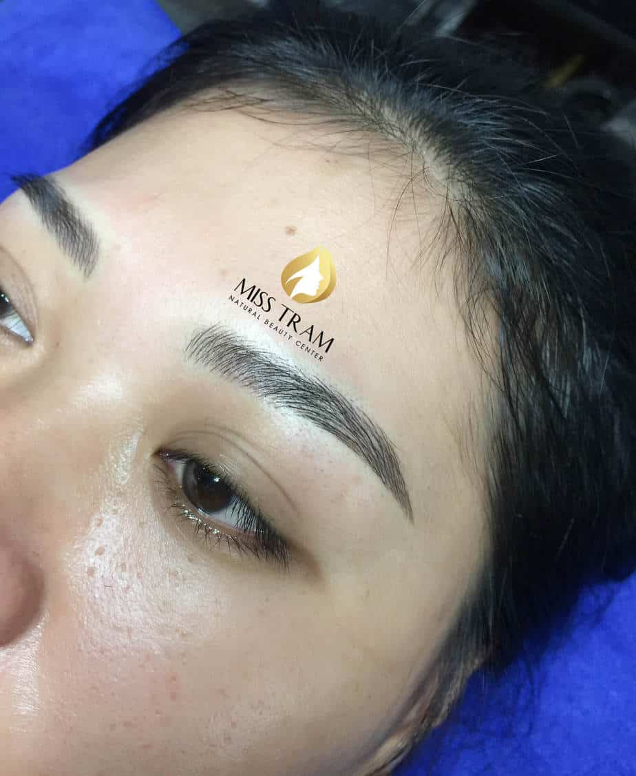 Before and After Technology Sculpting Eyebrow Shaping Naturally Beautiful 5