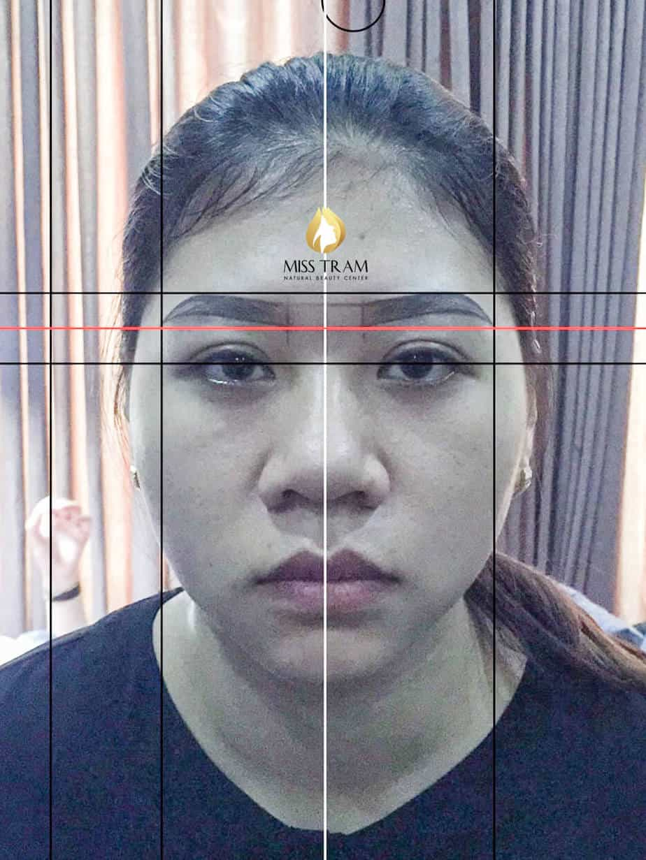 Before and After Technology Sculpting Eyebrow Shaping Naturally Beautiful 3