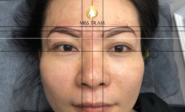 Before and After Sculpting Eyebrows with a Thread Create Beautiful Natural Shapes 3