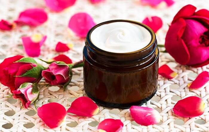 The easiest way to make night cream from nature 6