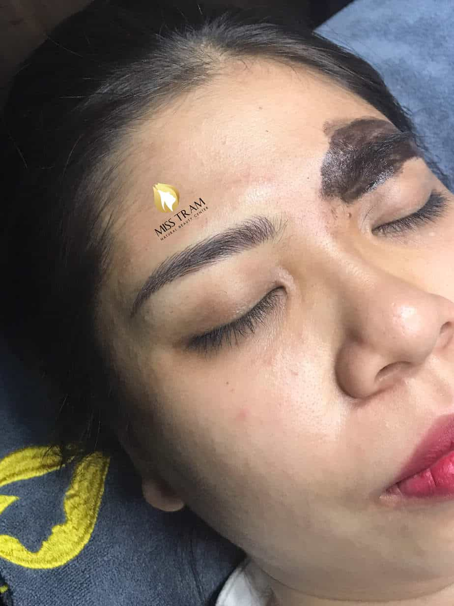 Before And After Results Sculpting Eyebrow Shaping Shaping Beautiful Harmony 4