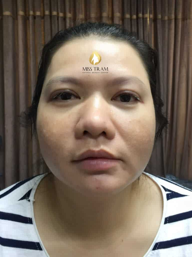 Before and After The Sculpture Results Naturally Beautiful Eyebrows for Women 2