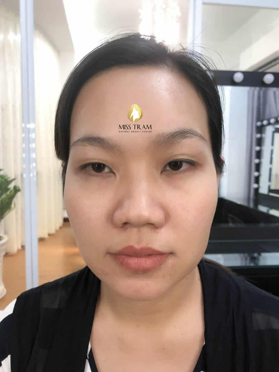 Before And After Shaping - Beautiful Eyebrow Sculpt 2