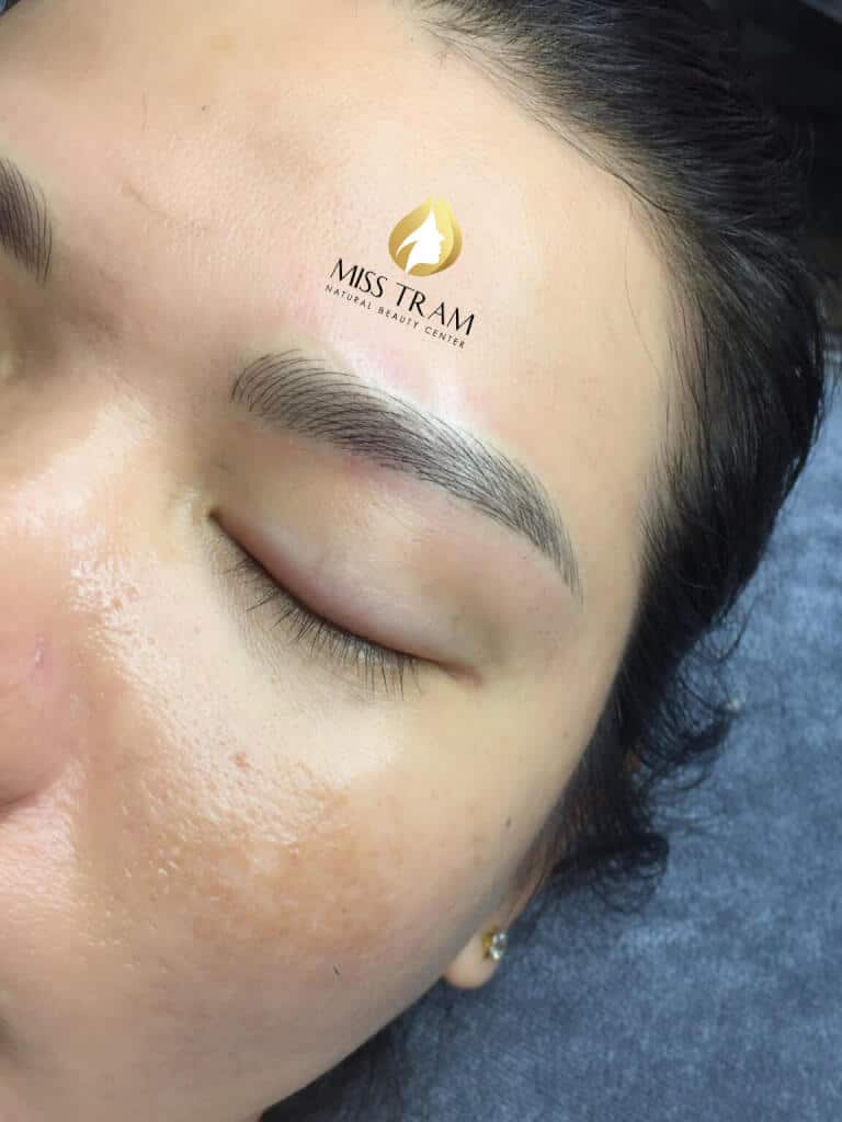 Before And After Results Sculpting Naturally Beautiful Eyebrows For Women 4