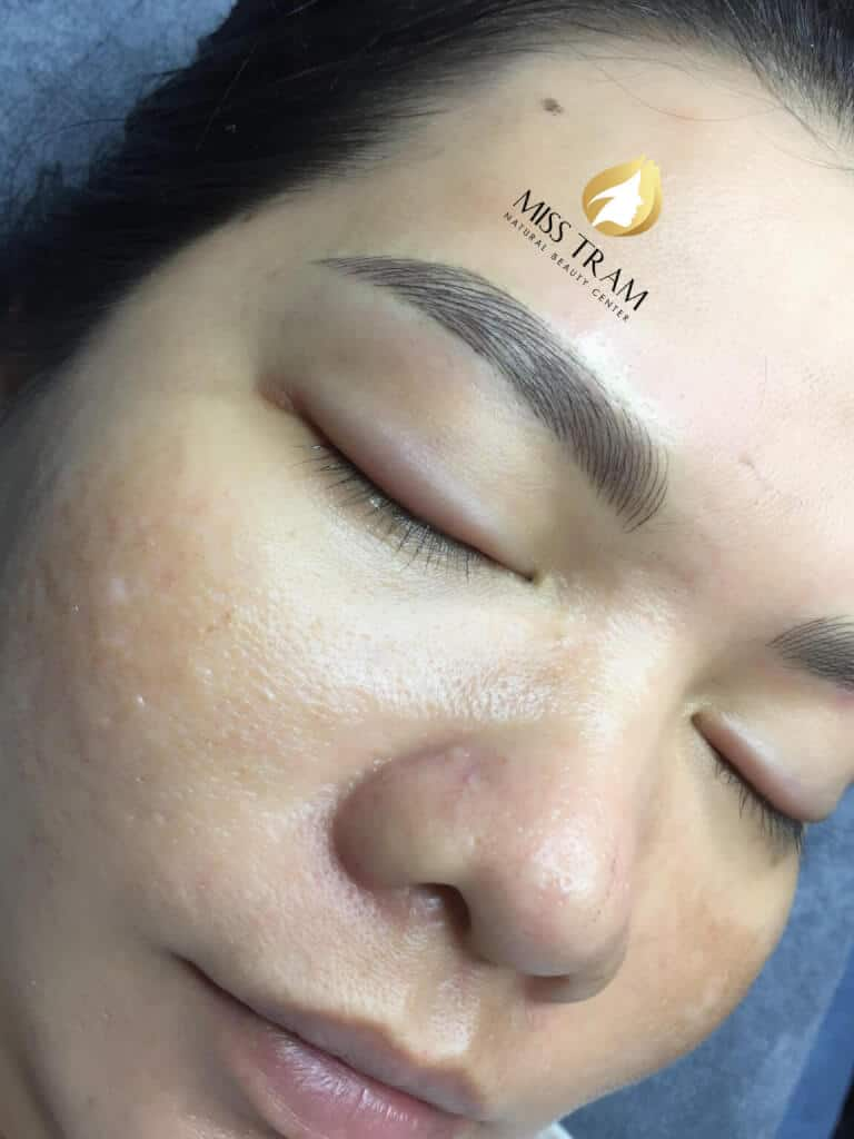 Before and After The Sculpture Results Naturally Beautiful Eyebrows for Women 5