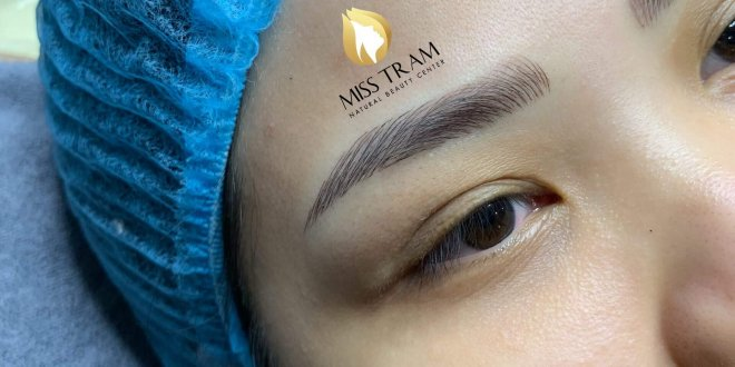 Before and After Sculpting Eyebrows Correcting Messy Eyebrows 1