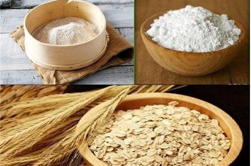 Which Rice Bran and Oatmeal Powder is Better for Skin Whitening 1