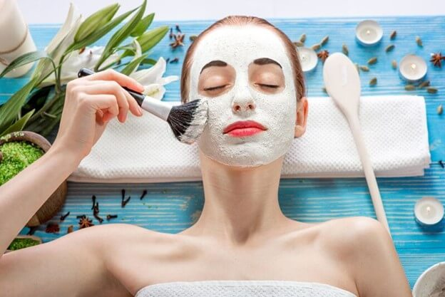 Uses of each clay mask