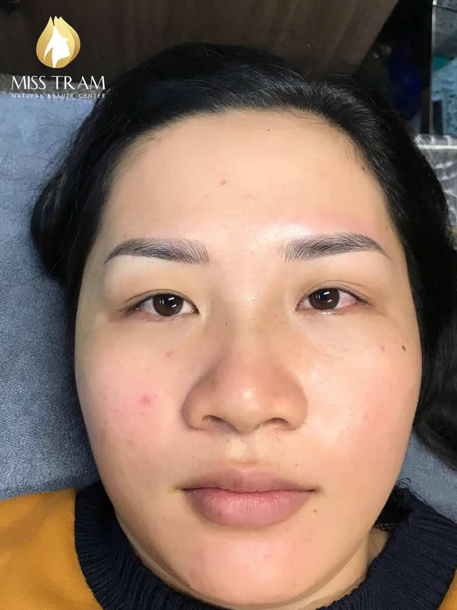 Before and After Sculpture Results Eyebrow Queen For Women 5