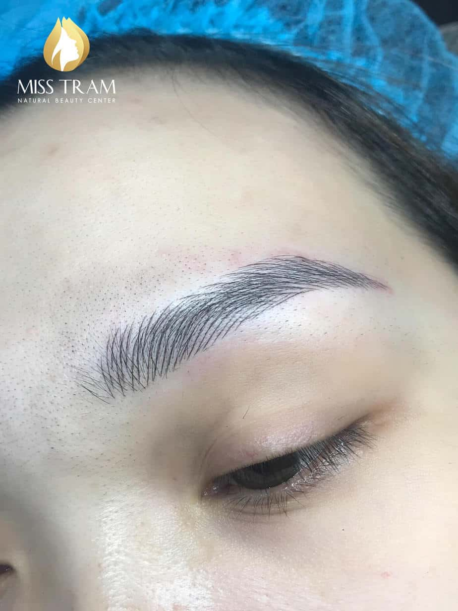 Before and After Results Sculpting Eyebrows Different Costumes Small Eyebrows Compared to Faces 4