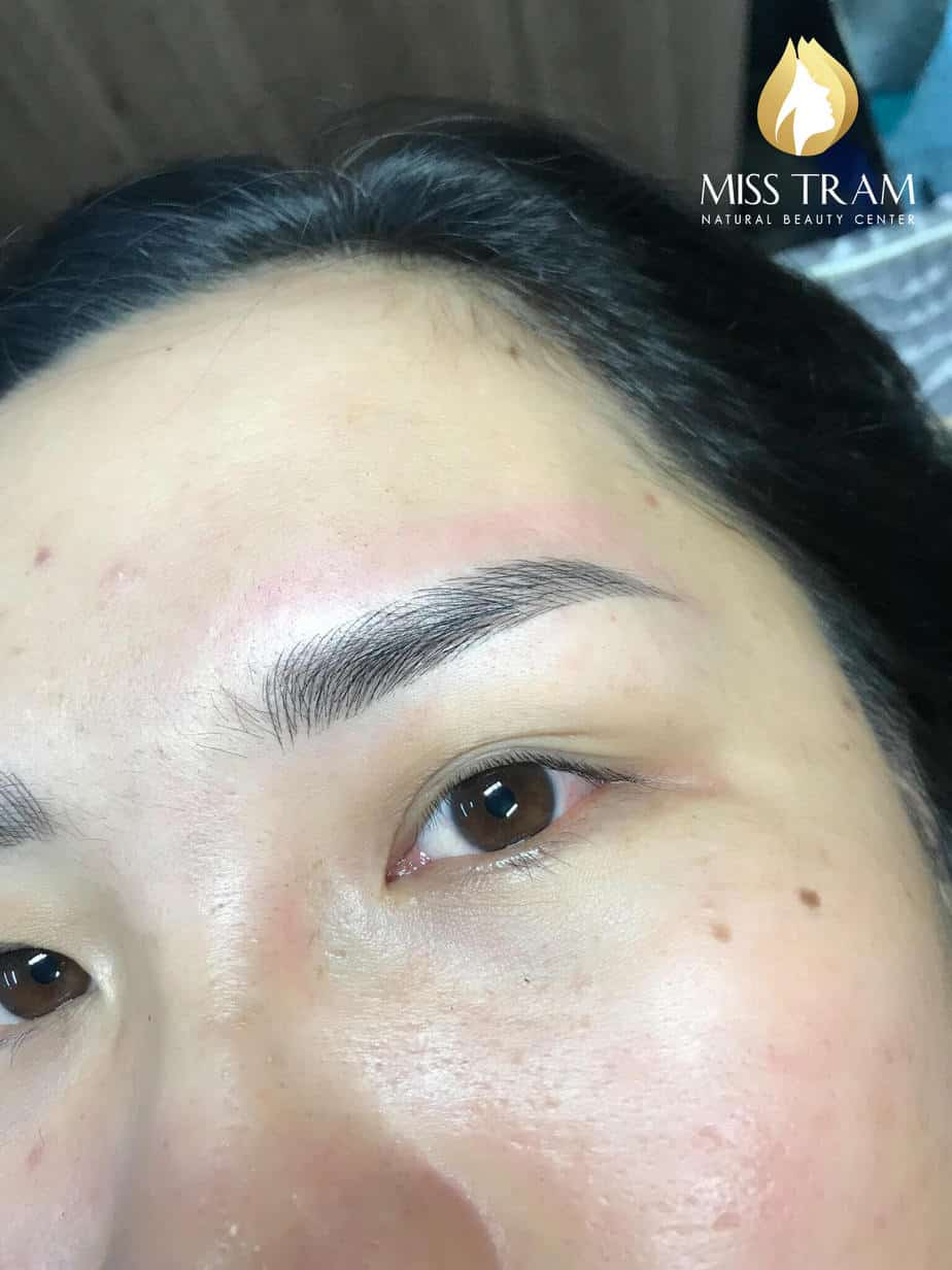 Before and After Results Sculpting Eyebrows Queen For Women 4