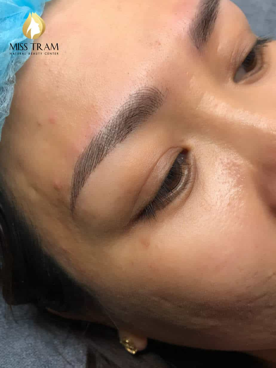 Before and After Results Sculpting Beauty Queen Brow For Women 4