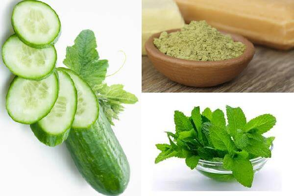 Mint Leaves - Herbal Skin Uses 5