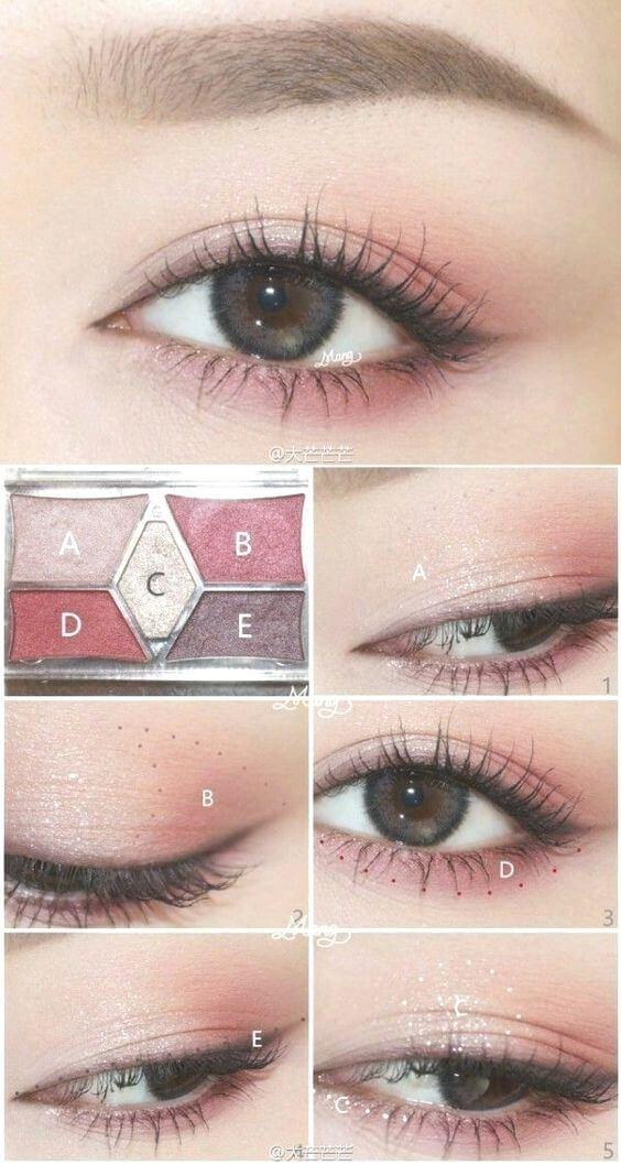 Discover 9 Most Stylish Eye Makeup Styles Pinterest 5