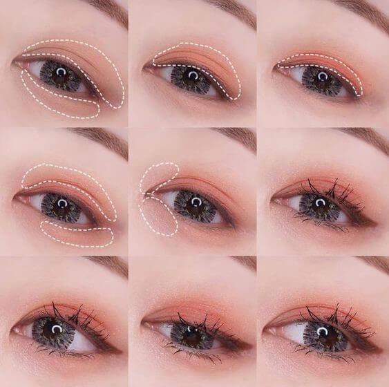 Discover 9 Most Stylish Eye Makeup Styles Pinterest 6