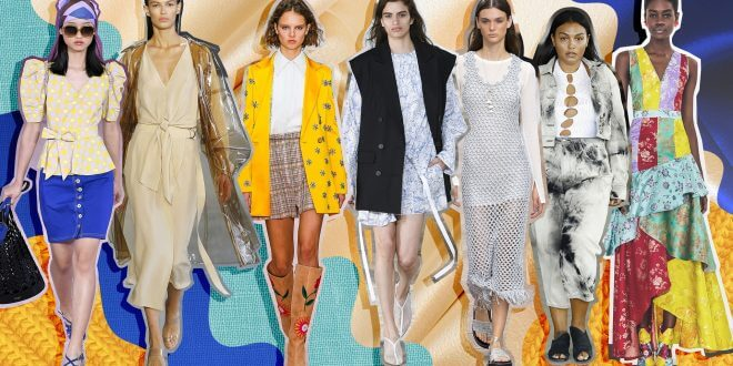 Catching New Makeup Trends in Fall-Winter Fashion Week 1