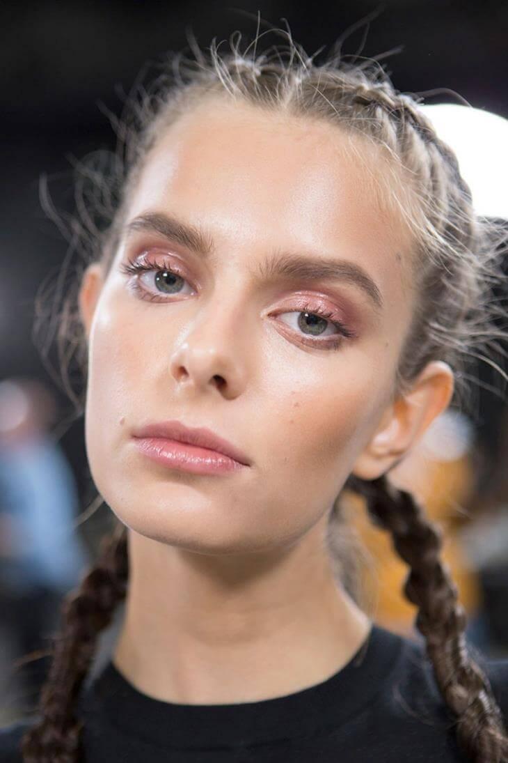 Latest lip makeup trends
