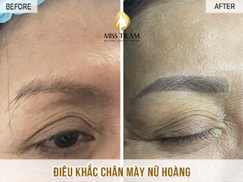 Before And After Beautifying You With Sculpting Queen Scraping Natural Fiber 1
