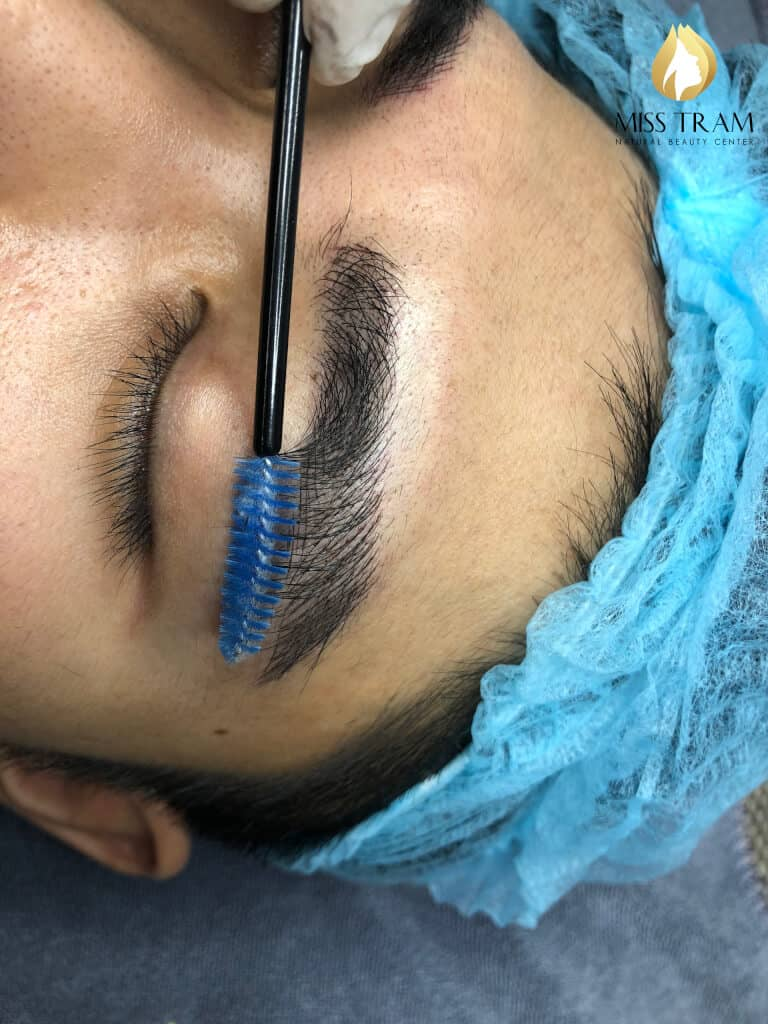 Before And After Sculpting Eyebrow Beauty For Men 7