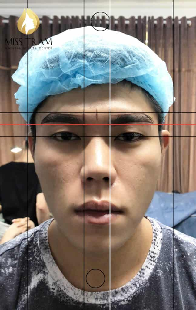 Before And After Sculpting Eyebrow Beauty For Men 4