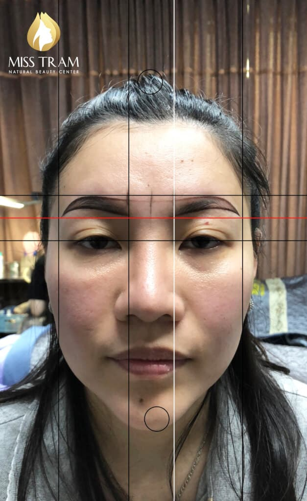 Before And After Remedy Your Old Eyebrow - Sculpting And Spraying Ombre Eyebrow 3