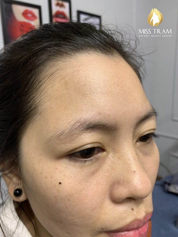 Before And After Sculpture Natural Eyebrow Queen 3