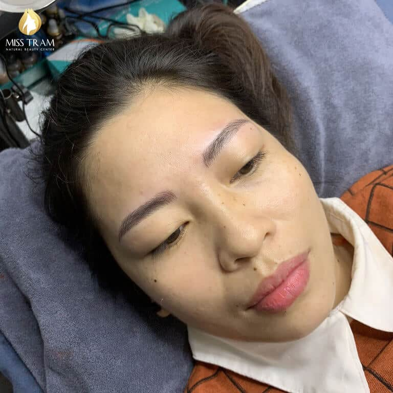 Before And After Sculpture Natural Eyebrow Queen 4