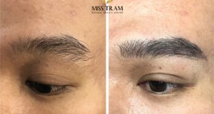Before And After Sculpture Natural Male Eyebrows 40
