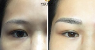 Before And After Shaping And Sculpting Natural Eyebrows 46