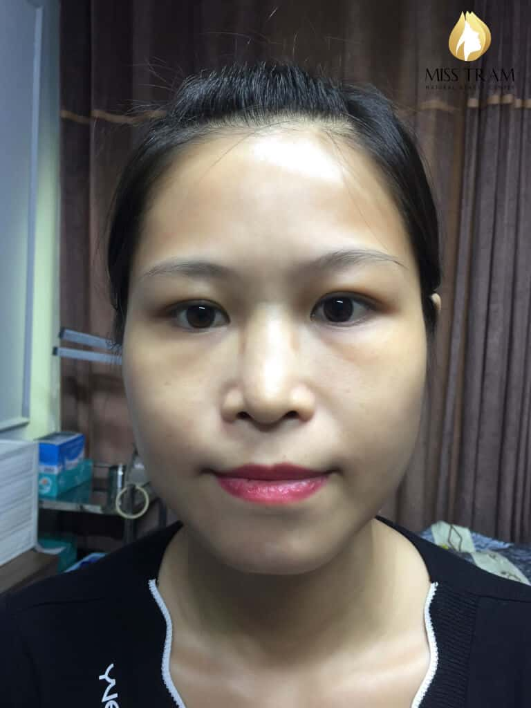 Before And After Shaping And Sculpting Natural Eyebrows 2