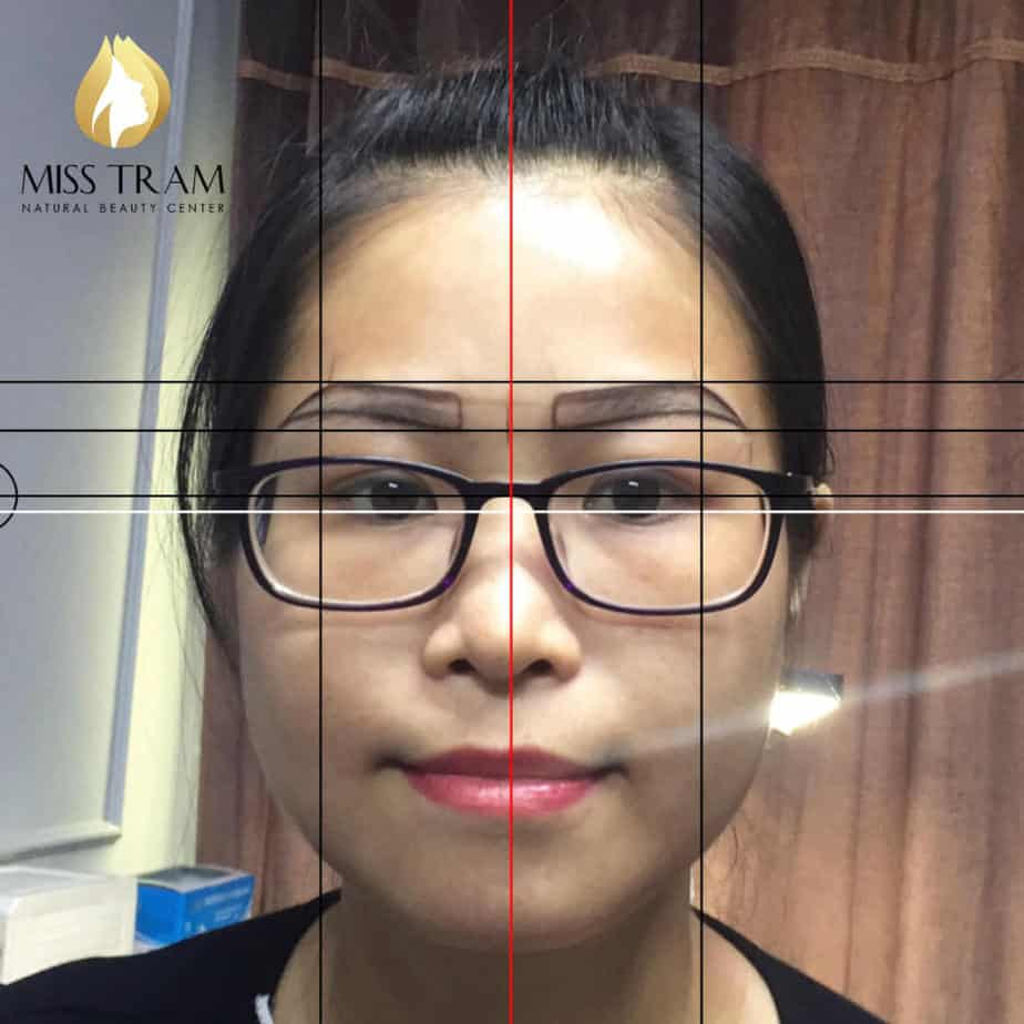 Before And After Shaping And Sculpting Natural Eyebrows 3