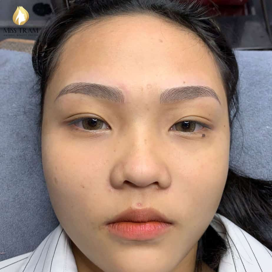 Before And After Sculpting Eyebrows Committing Fiber For Perfect Body Shaping 5