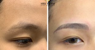 Before And After Sculpting Eyebrows Commemorating Eyebrows 10