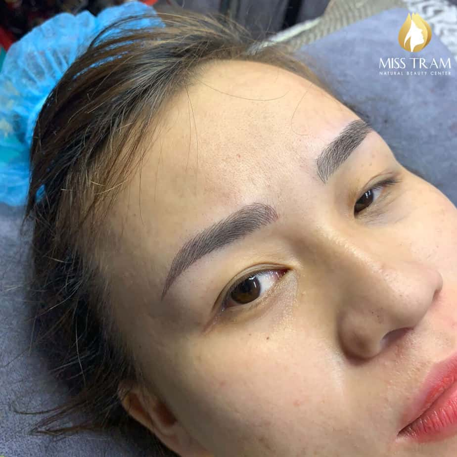 Before and After Beauty Results Eyebrows by Sculpture Technology 3