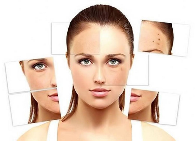 Skin Factors Affected by What Factors 3