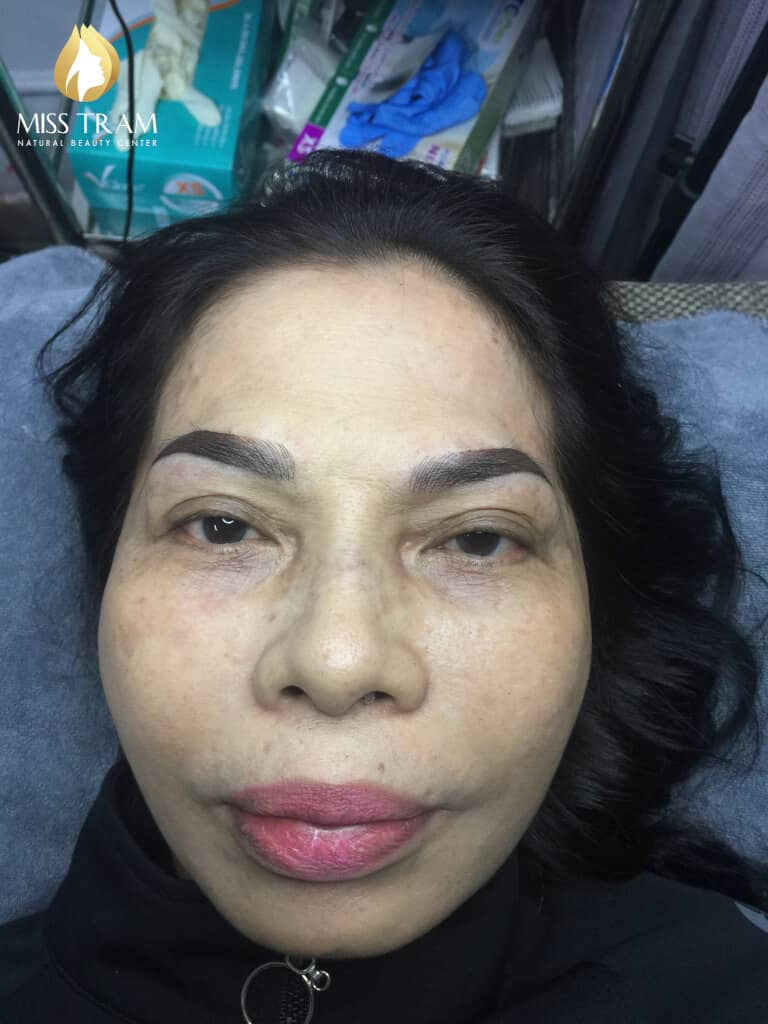 Before And After Old Eyebrows - Combined Shading Combined Shading Beautiful 5