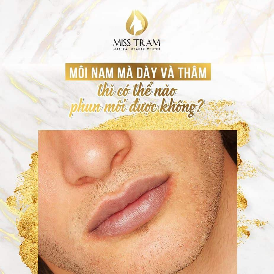 Thick and Thick Male Lips Can Spray Lips 2