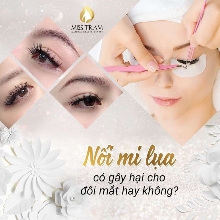 Silk Eyelash Extensions Are Harmful For The Eyes 2