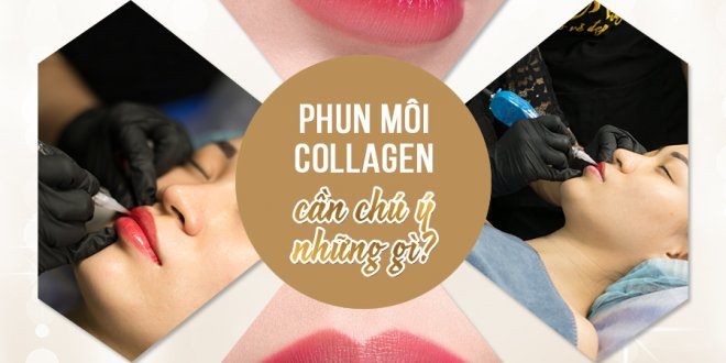 Matters to Pay Attention When Collagen Lip Spray 1