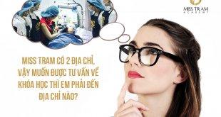 Muốn Được Tư Vấn Về Khoá Học Của Miss Tram Thì Đến Địa Chỉ Nào 23