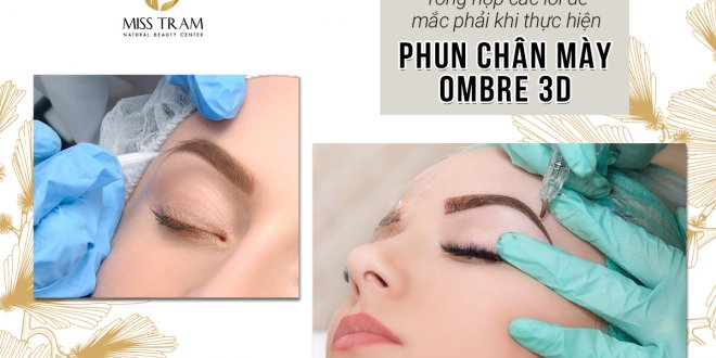 Be careful to avoid mistakes that are easily encountered when doing Ombre 3D Eyebrow Spray 1