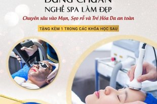 Where to Learn Spa Training While Receiving While Staying HCMC? 14