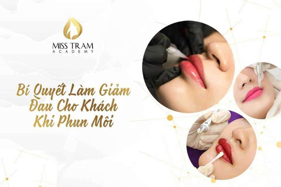Recipes Relieve Pain for Customers When Spraying Lips 2