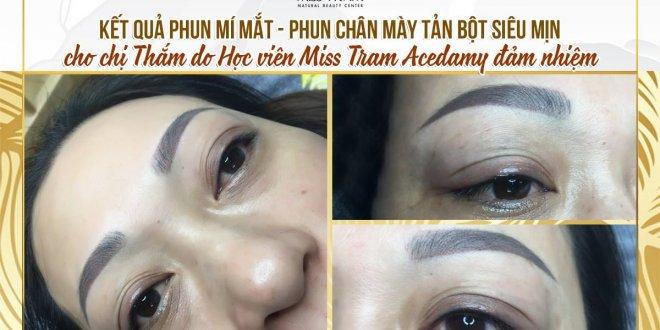 Eyelid Spray - Super Fine Powder For Women 1