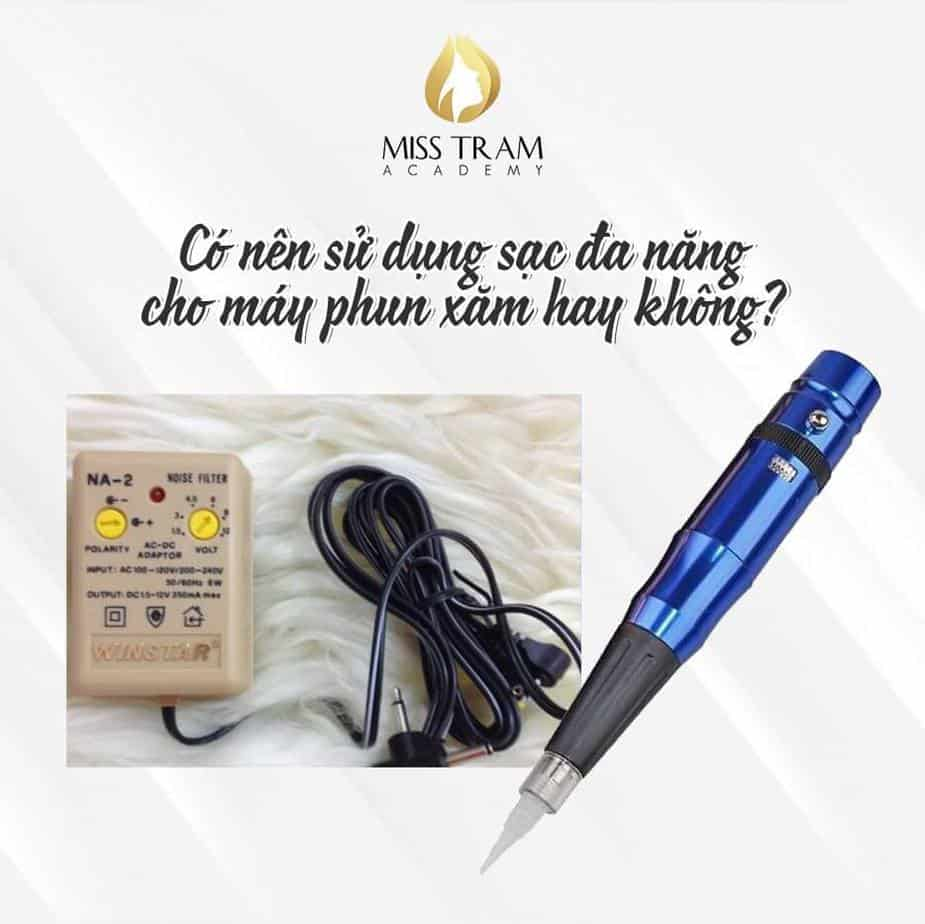 Whether to Use Multifunctional Charger For Tattoo Sprayers 2
